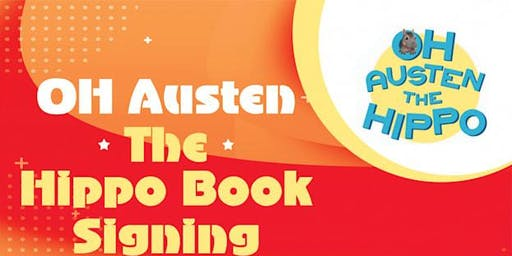 Oh Austen The Hippo Book Reading & Signing