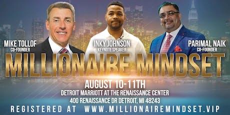 Millionaire Mindset tickets