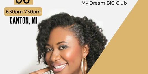 My Dream BIG Club Thought Leader Series | Gwen Jimmere