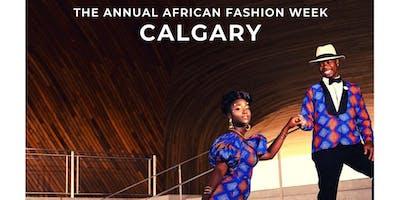 AFRICAN FASHION WEEK CALGARY