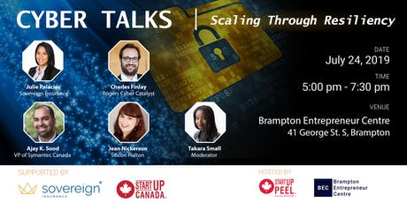 Cyber Talks - Scaling through Resiliency tickets