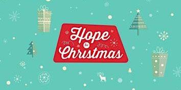 Hope for Christmas December 14, 2019 West Ridge Church Volunteers