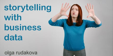 Workshop: Storytelling with Business Data tickets
