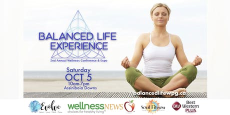 Balanced Life Experience tickets