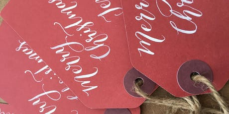 Festive Modern Calligraphy Workshop tickets