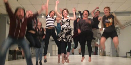 Writing in Movement - Playwriting tickets