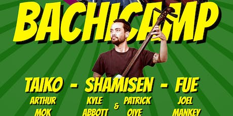 BachiCamp: Seattle tickets