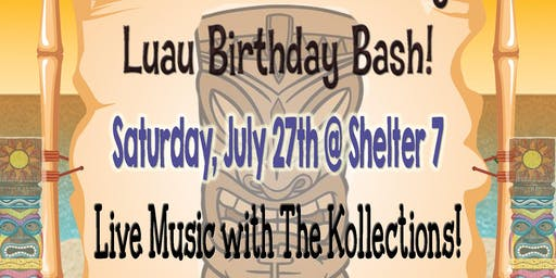 Lenny's Luau Birthday Bash