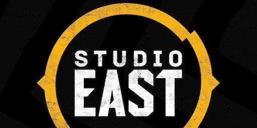 Blacktop Mojo LIVE in Studioeast