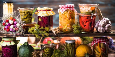 Intro to Food Preservation tickets