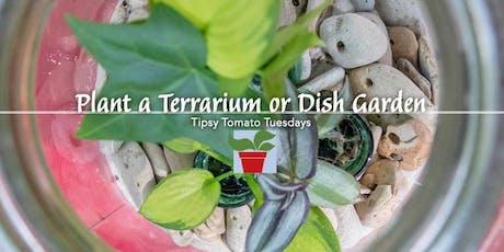 Plant a Terrarium tickets