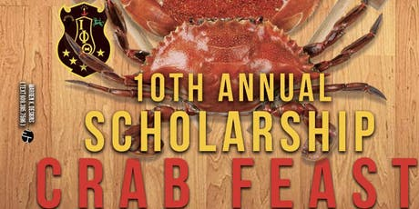 ZETA OMEGA 10TH ANNUAL SCHOLARSHIP CRAB FEAST tickets