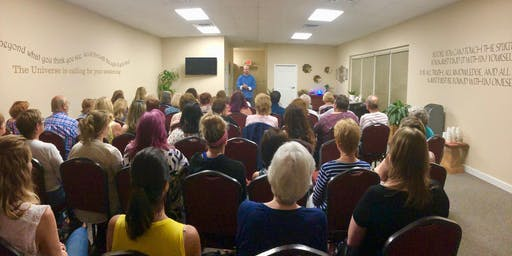 An Intimate Evening of Mediumship with Carl Seaver
