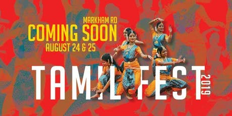 Tamil Fest 2019 tickets