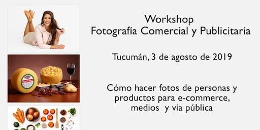 Workshop Fotografia Publicitaria y Comercial