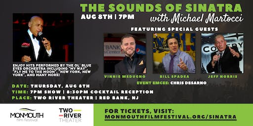 The Sounds of Sinatra with Michael Martocci   Monmouth Film Festival