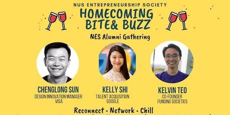 NES Bite & Buzz 2019 tickets