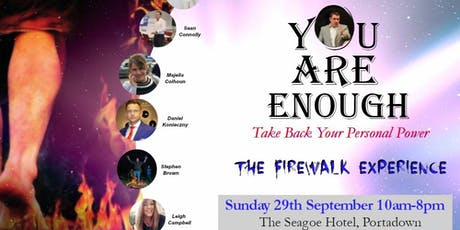 YOU ARE ENOUGH: Take Back Your Personal Power tickets
