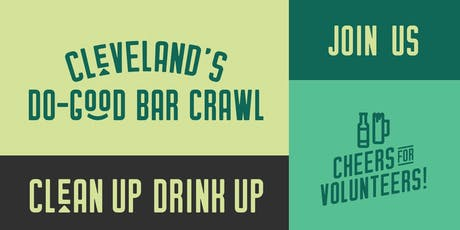Clean Up Drink Up - Edgewater tickets