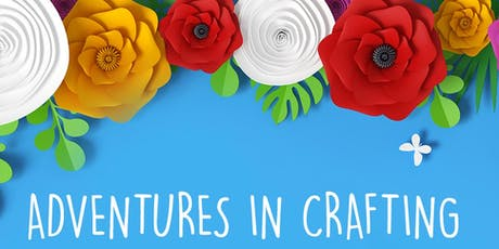 Crafting Workshop:  Pom Pom - With The Mini tickets