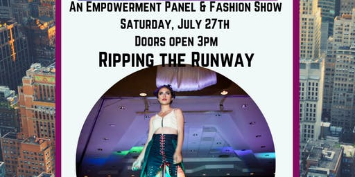 """Sisters In Power Present """"The Fashion Show and Panel Discussion"""""""