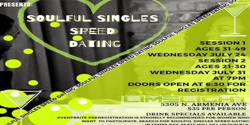 Rogue Enterprises Presents: Soulful Singles Speed Dating