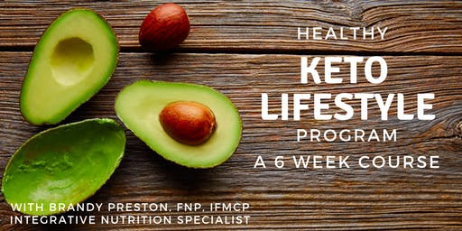 "Healthy ""Keto"" Lifestyle Program"