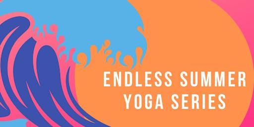 Endless Summer Yoga Series