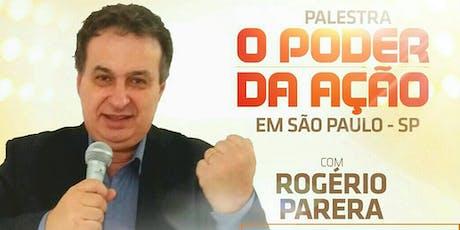 Palestra O Poder da Ação em São Paulo ingressos