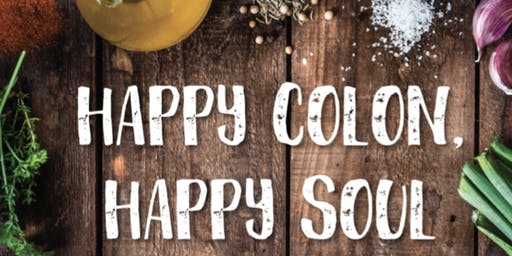 Book Launch: Happy Colon,Happy Soul by Karen Giesbrecht