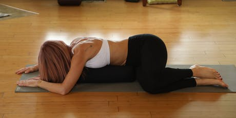 Restorative Yoga w/ Colleen from The Soul Nourish (Canton!) tickets