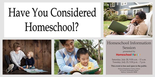 Have You Considered Homeschool?