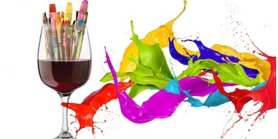 Just Heavenly Things & Creative Flavor presents... A Paint Party!