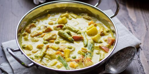 Indian Fall Curry Cooking Class