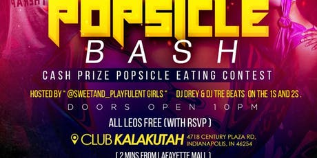 LEO's POPPIN POPSICLE BASH  tickets