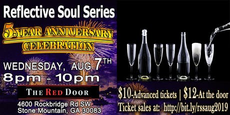 Reflective Soul Series: 5-Year Anniversary  tickets