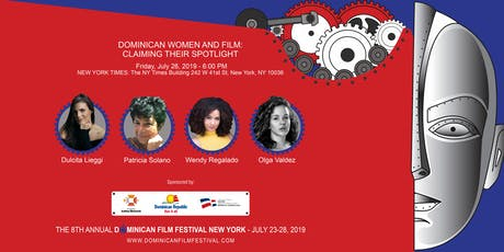 DOMINICAN WOMEN AND FILM:  CLAIMING THEIR SPOTLIGHT tickets