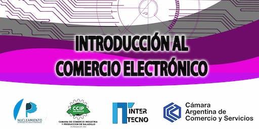 INTRODUCCIÓN AL COMERCIO ELECTRÓNICO - Saladillo