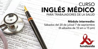 Curso Inglés Médico. Nivel Intermedio