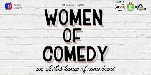 Women of Comedy