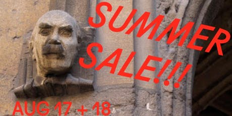 SUMMER SALE! We are having one! tickets