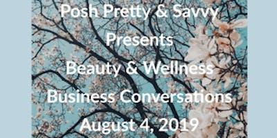 Beauty & Wellness Business Conversation