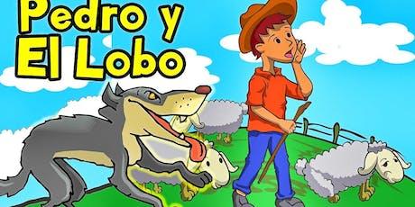 obra de teatro PEDRO Y EL LOBO entradas