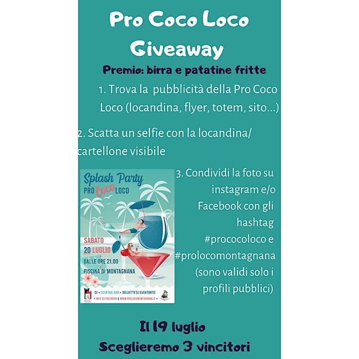 Immagine PRO COCO LOCO - Splash Party