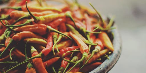 Fermented Hot Sauces with Contraband Ferments