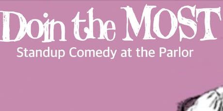"Precious Hall, Jeremy Scippio, Rachel Wolfson and more at ""Doin The Most"" tickets"