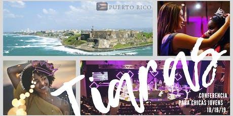 TIARAS 2019@PUERTO RICO entradas