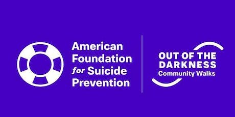 AFSP's HH/Bluffton Out of the Darkness Community Walk tickets