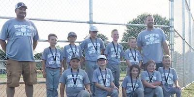 Walkerton Fall Baseball and Softball