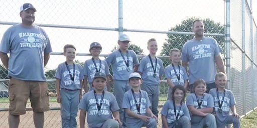 Walkerton Fall Baseball and Softball